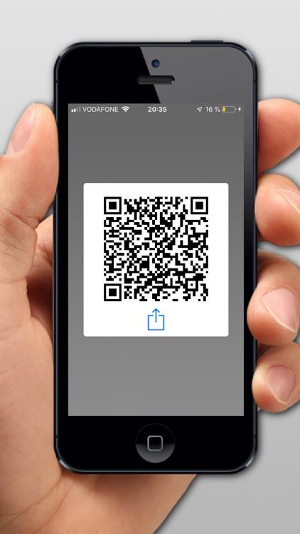 Wi-Fi QR screenshot-3