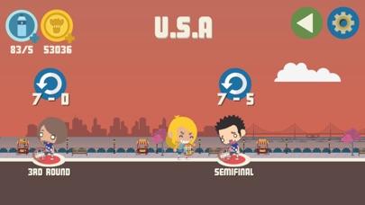 Screenshot 5 Badminton Stars!
