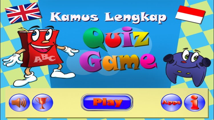 Kamus Lengkap Quiz Game screenshot-0