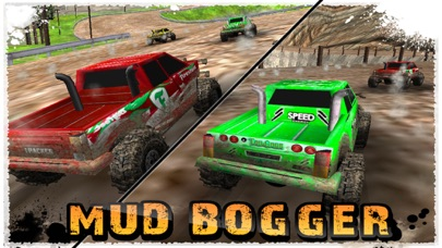 Mud Bogger Monster Truck Raceのおすすめ画像2