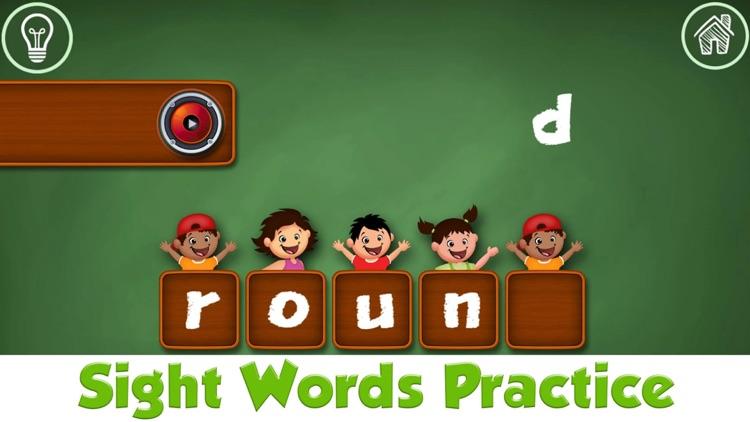 Sight Words Pre-K to Grade-3 screenshot-8
