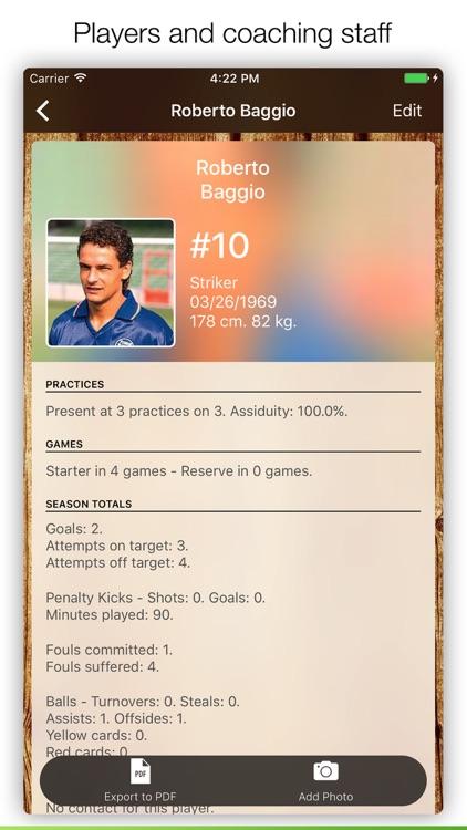 Assistant Coach Soccer screenshot-3
