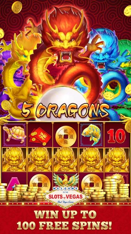 Slots of Vegas - Slot Machine screenshot-3