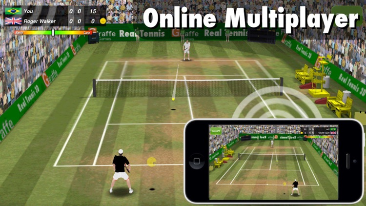 Tennis Champion screenshot-0