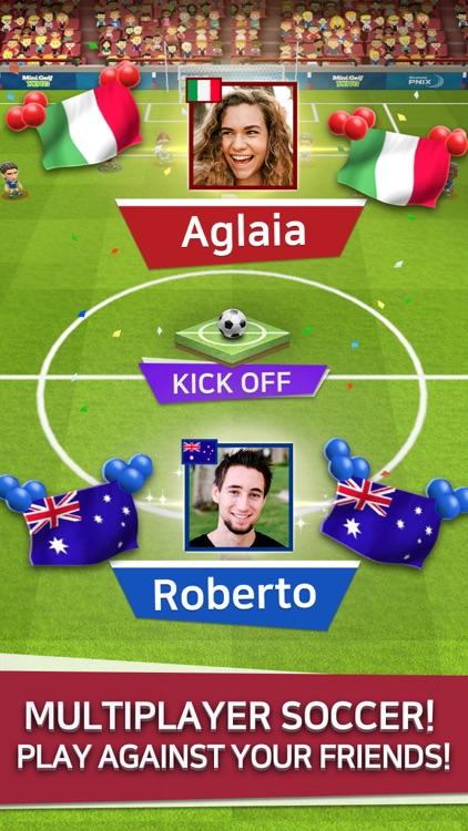 World Soccer King: Multiplayer screenshot-0