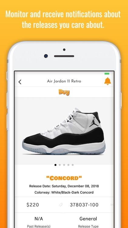 SneakEm' - Sneaker Releases screenshot-5