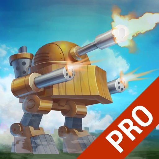 Steampunk 2 Pro: Tower Defense