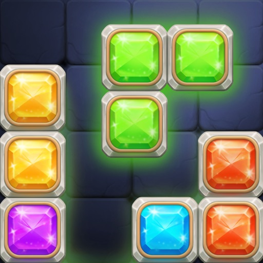 Block Puzzle - Blast Jigsaw ! Icon