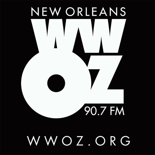 WWOZ 90.7FM New Orleans iOS App