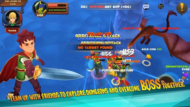 Guardian Battle screenshot-6