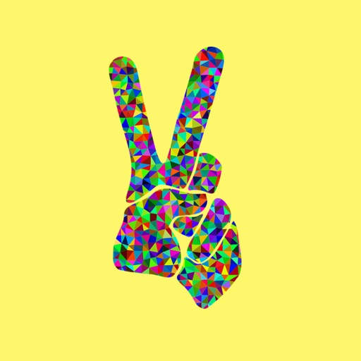 Peace Symbol Sticker Pack