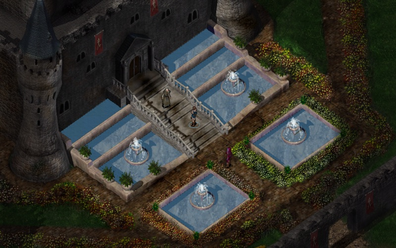Screenshot Baldur's Gate