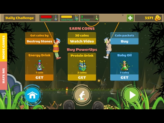 Rope Heroes : Hole Runner Game screenshot 12