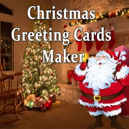 Christmas Greeting Cards Maker Booth For Wishes