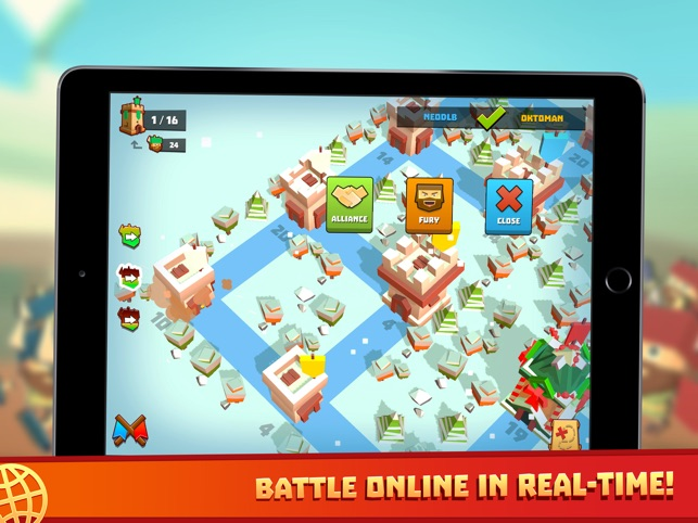 Towar.io - Online Battles Screenshot