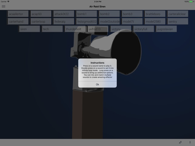 Air Raid Siren on the App Store