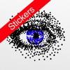 Anamorph Sticker Pack
