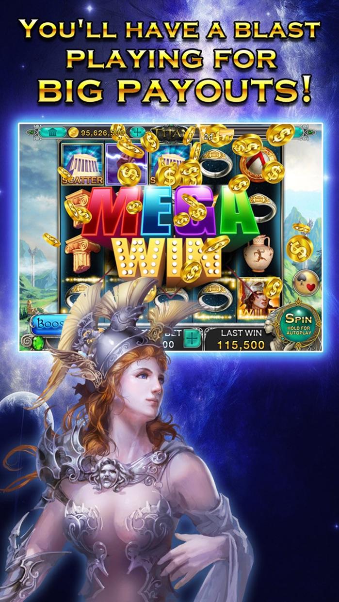 Slots™ - Titan's Way Screenshot