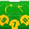 サッカー戦術ボード - タイマー