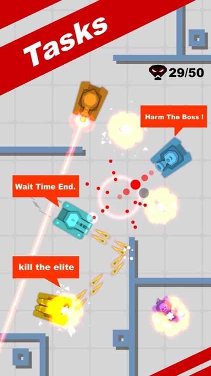 Pocket Hero 2-Tanks Battle