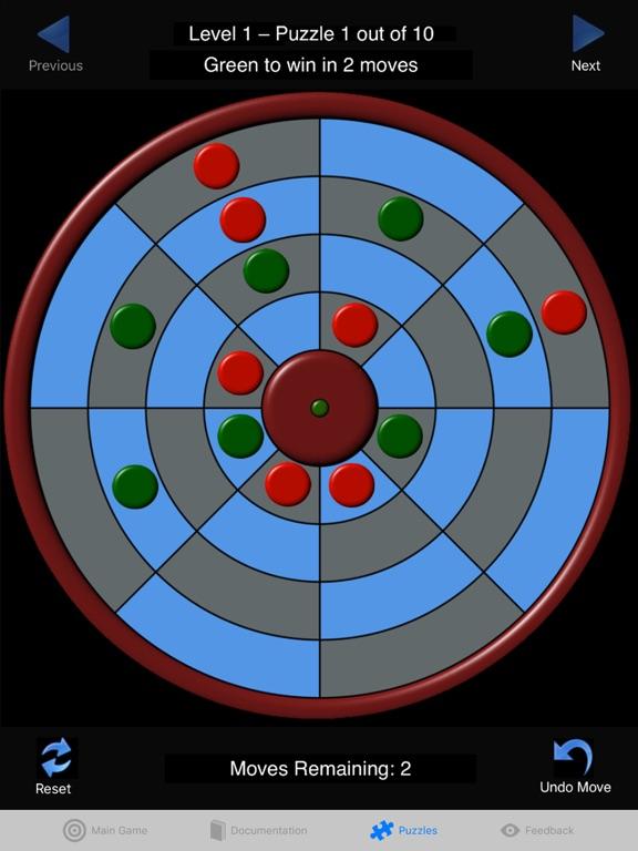 Screenshot #3 for Circular Connect Four