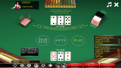 3-Card Poker screenshot 4