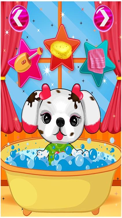 Puppies Care Salon