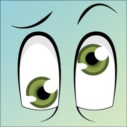 Eye Yourself Stickers