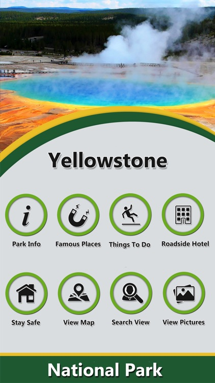 Yellowstone - In National Park
