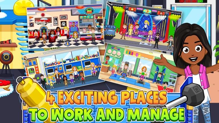 My City : Office screenshot-4