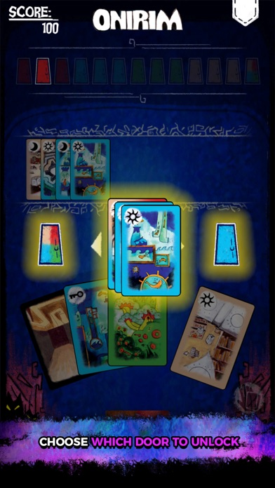 Screenshot #9 for Onirim - Solitaire Card Game