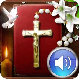 Holy Rosary Audio app