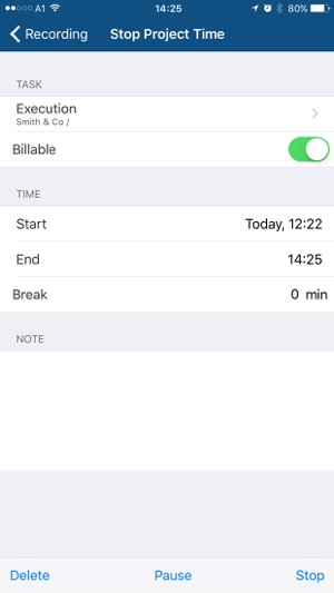 Timr  Time  Mileage Tracker On The App Store