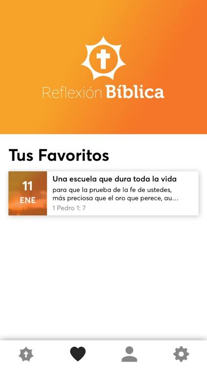 Reflexión Bíblica screenshot-3