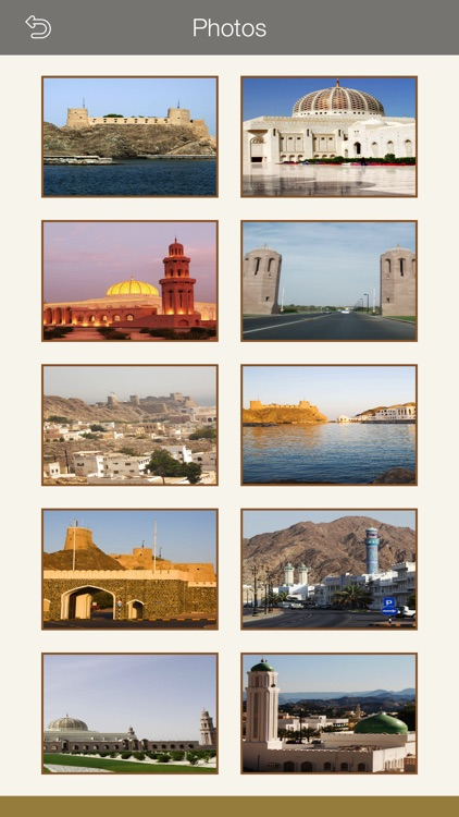 Muscat Tourism Guide screenshot-4