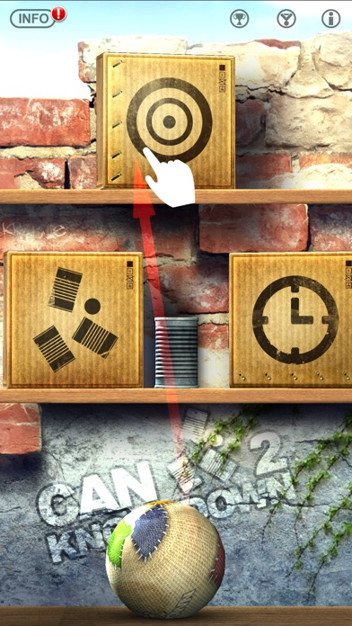 Screenshot for Can Knockdown 2 in India App Store