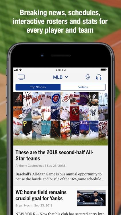 MLB At Bat screenshot-4