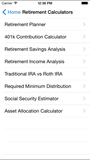 Ez Financial Calculators On The App Store