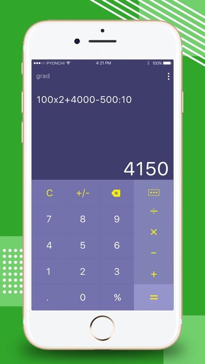 Calculator - Unit Converter