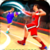 BEST FREE GAMES-FUN APPS - Basketball Real Fight Stars artwork