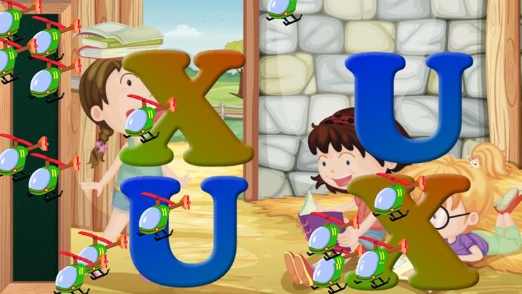 Alphabet Match Games for Kids