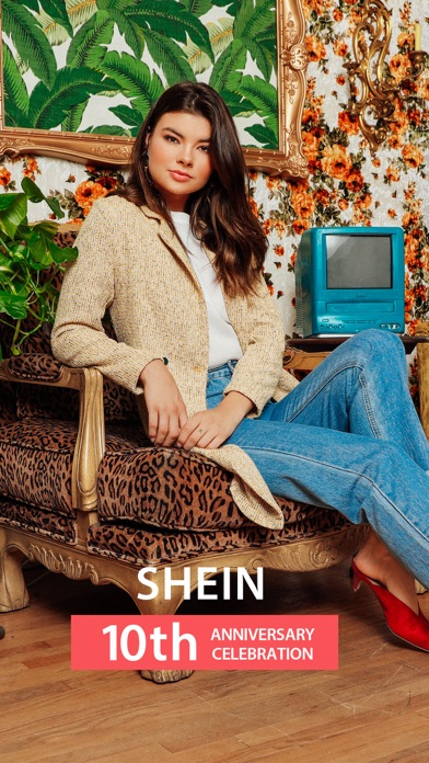 SHEIN Shopping - Women's Clothing & Fashion Screenshot 1