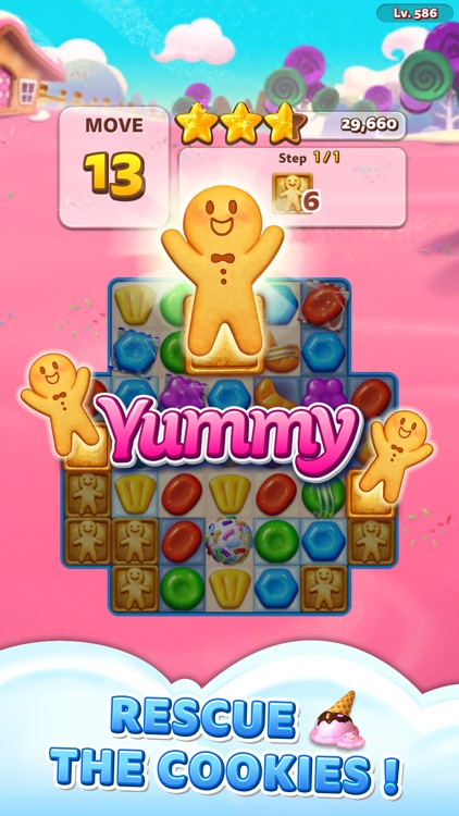 Sweet Road – Cookie Rescue screenshot-1