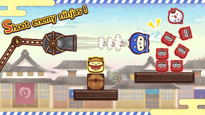 Ninja Cats Strike screenshot two