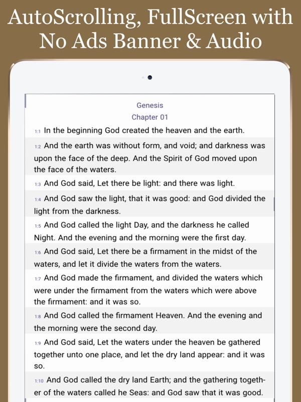 King James Version PRO: NO ADS - Online Game Hack and Cheat