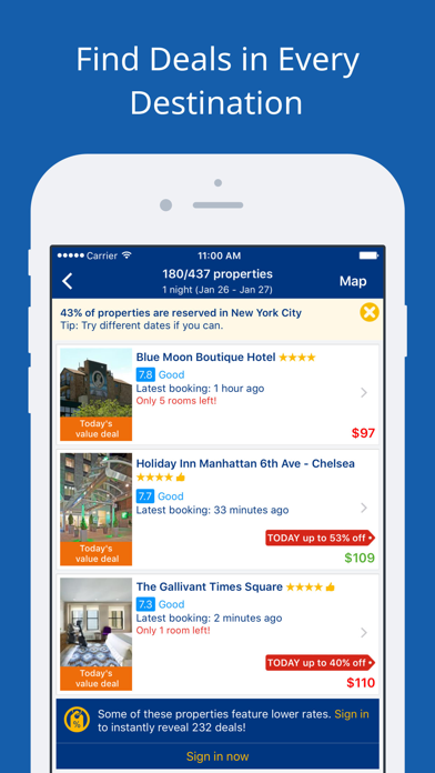 download Booking.com Travel Deals apps 0