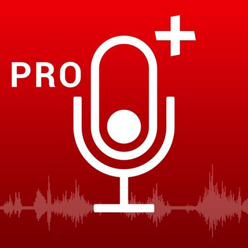 Recorder Plus Pro : Voice Recorder,Audio Recording