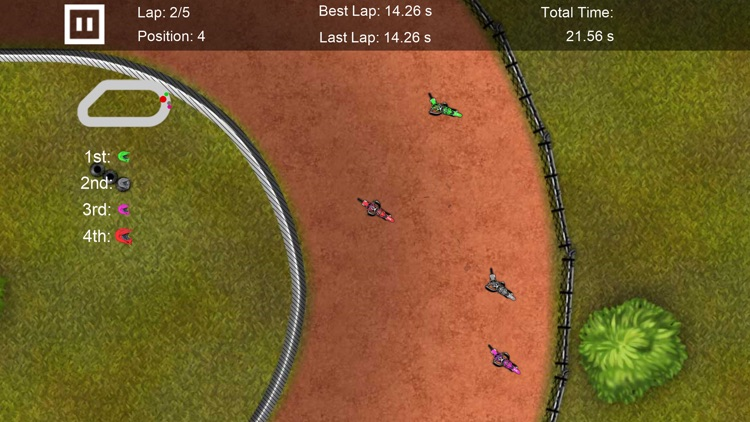 Speedway Racing Game screenshot-3
