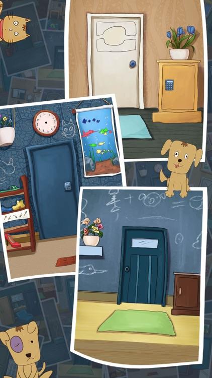 100 Doors:The Escape Challenge