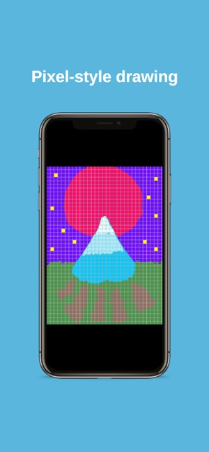 Pixel Illustrator Screenshot